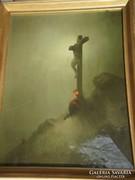 Sidelszki L. 1937 :  Útszéli keresztnél