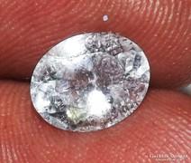 1,4 ct Gosenit azaz Fehér berill Dél Afrikából