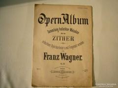 Franz Wagner kotta Opern album