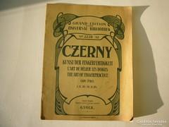 Czerny Kunst Der Fingerfertigkeit no:2228-32