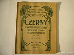 Czerny Kunst Der Fingerfertigkeit 2233-37 Hofstatter Imrus