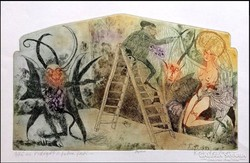 Kondor Lajos: Aki az ördögöt a falra festi