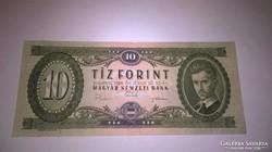 1969-es ropogós 10 forint!
