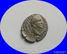 Római érme: ANTONIUS PIUS  Gyűjteményes darab!!