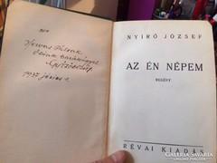 Nyírő József: Az én népem. 1935.