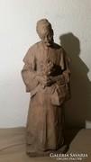Telcs Ede Anyóka 1902 Terakotta szobor