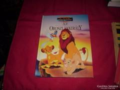 Walt Disney,Az oroszlán király