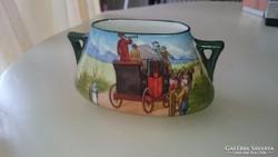 Royal Doulton England egyedi különleges porcelán