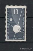 DDR postatiszta bélyeg 1957 (K0205)