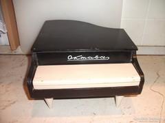 Antik játék fa zongara eladó!