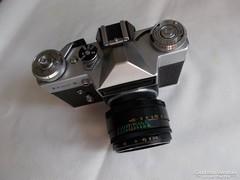 Zenit-E fényképezőgép