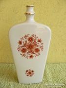 Zsolnay porcelán flaska