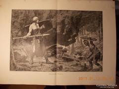 Festményröl készült kép 1880-as évek 13