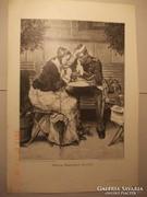 Festményröl készült kép 1880-as évek 30