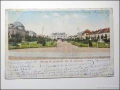 Románia Severin 1903 hosszúcímzés
