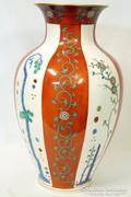 Herendi váza Gödöllő dekorral
