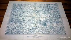 Orosháza (5365) katonai térkép