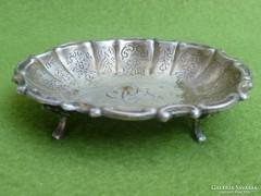 Antik ezüst fűszertartó