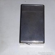 Eladó a képen látható ezüst S.t. Dupont öngyújtó