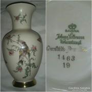 Madaras váza sorszámozott