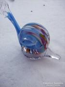 Régi  csiga üvegből