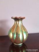 Zsolnay régi gerezdes váza