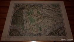 Szombathely (5157) katonai térkép