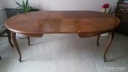 Neobarokk asztal 6 személyes eladó