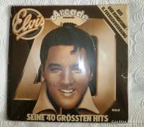 Elvis Presley 40 legnagyobb sláge, 1975.Németország.