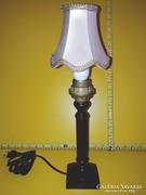 Éjjeli lámpa faragott