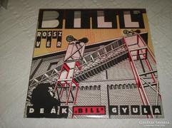 Deák Bill Gyula  bakelit lemez