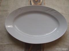 Jelzett porcelán tál