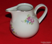 Német jelzett porcelán tejkiöntő
