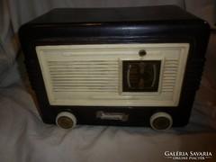 Régi badacsony rádió