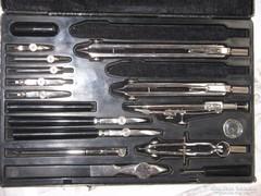 XIP. SPECTRUM körző és tuskihúzó készlet