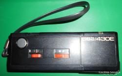 Minolta Autopak 430E pocket fényképezőgép, működőképes