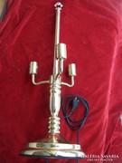 RENDKÍVÜLI ÁR !Nagyméretű dekoratív asztali lámpa