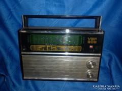 Retró vef 206 szovjet rádió