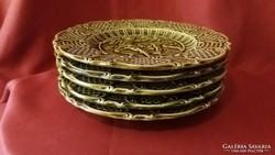 Steidl Znaim majolika tányérok