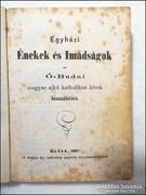 Egyházi énekek és imádságok 1867 , imakönyv