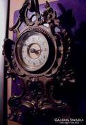 Antik 1860-1880 között készült francia asztali/kandalló óra.