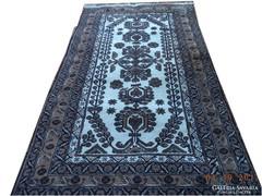 Antik Afgán Balouch kézi csomózású gyapjú szőnyeg 210x117
