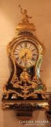 Csodaszép ,különleges antik boulle óra!
