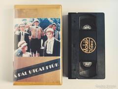 A Pál utcai fiúk 1968 - EREDETI VHS