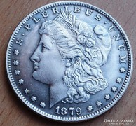 USA MORGAN ONE DOLLAR 1879