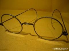 Régi okuláré szemüveg tokjában 852438/5