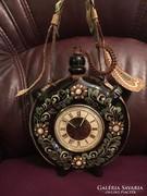 Kerámia Kulacs óra - működő