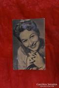 Gombos Katalin - postatiszta képeslap
