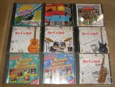 CD lemezek egyben