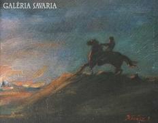 Révész Imre kiemelkedő festménye